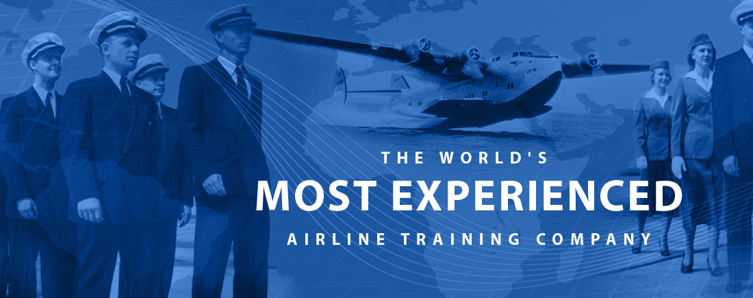 The World's Most Experienced Airline Training Company