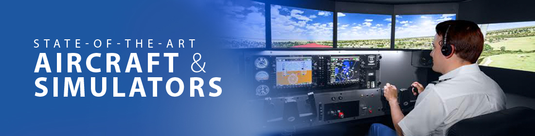 State of The Art Aircraft and Simulators For Pilot Training