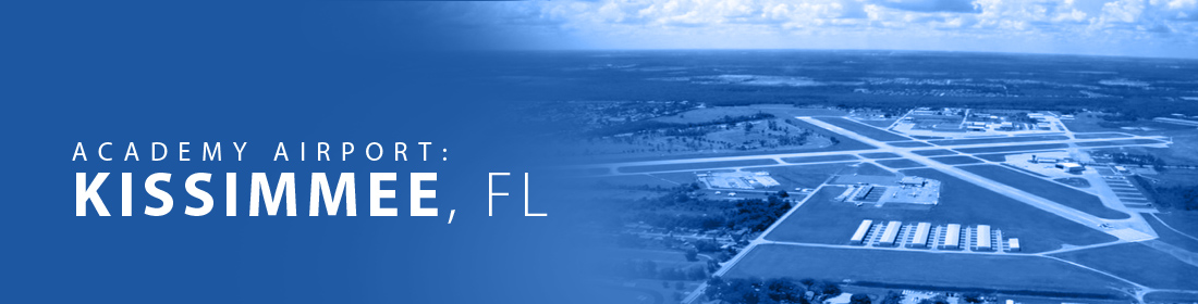 Our Flight School Is Located in Florida USA