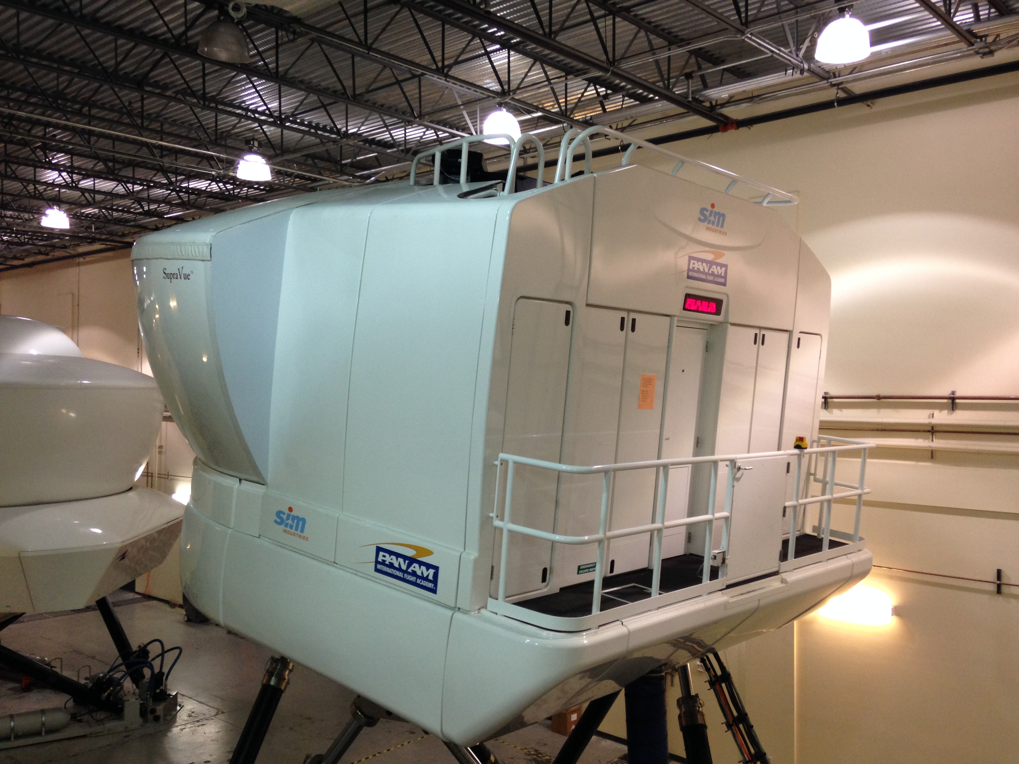 Boeing B737-NG Type Ratings & Simulator Rental