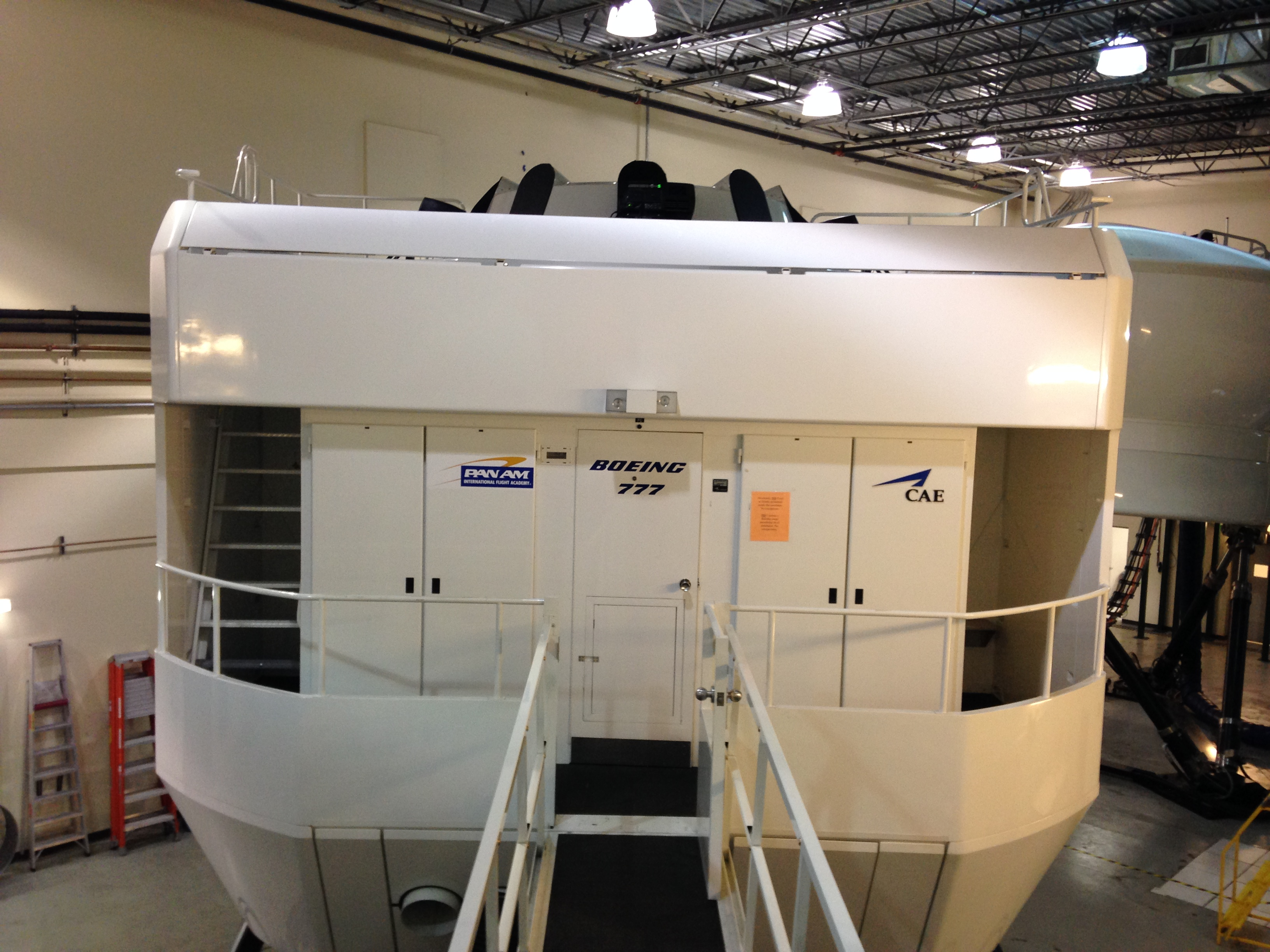 Boeing B777 Type Ratings & Simulator Rental