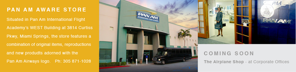 Pan Am Store Hours and Location